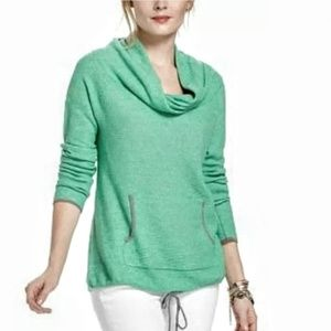 Anthropologie Sparrow Cowl Neck Pullover